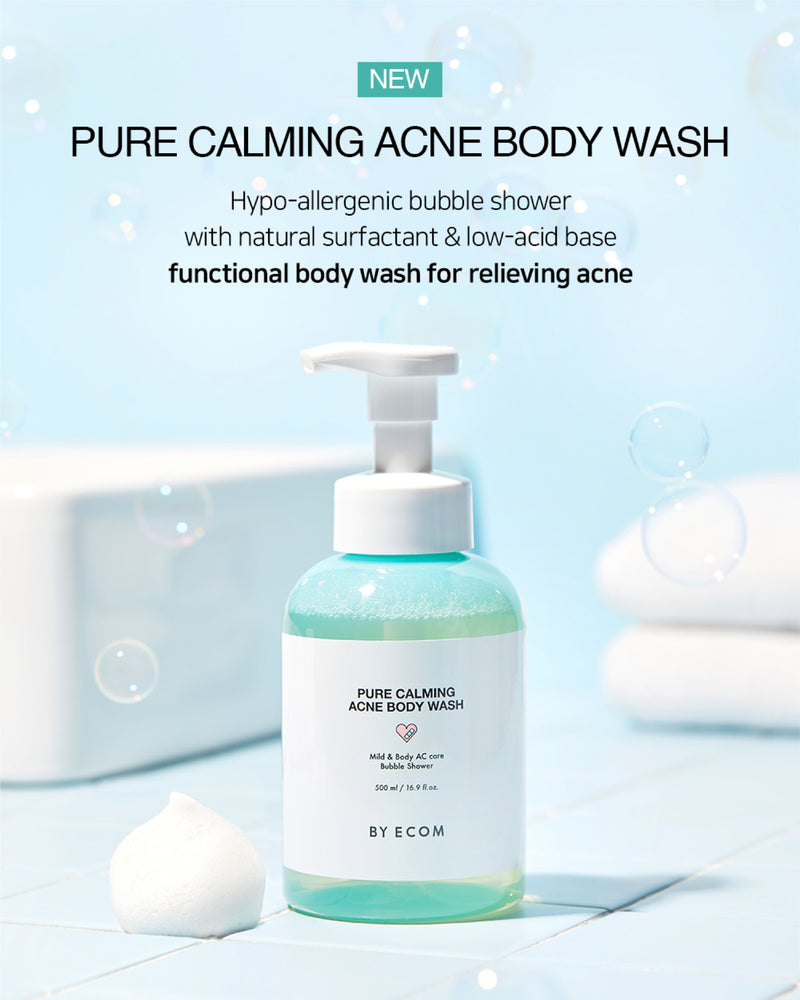 [PROMO] BY ECOM Acne Body Wash