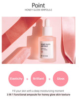 BY ECOM Honey Glow Ampoule