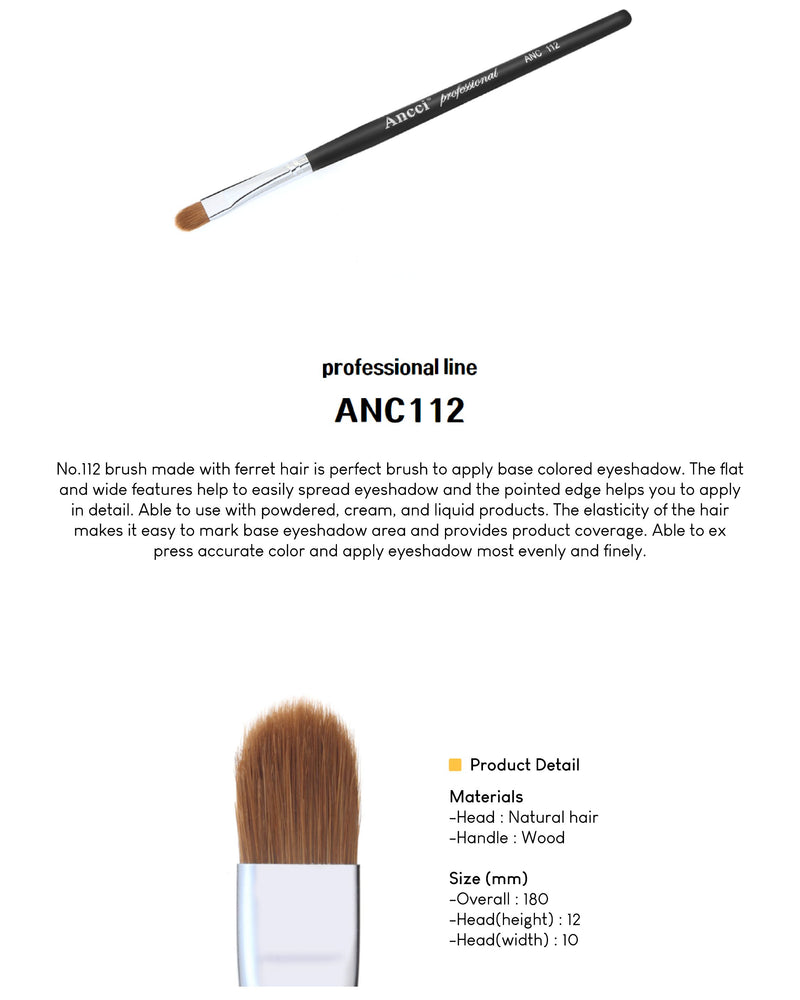 Ancci Brush