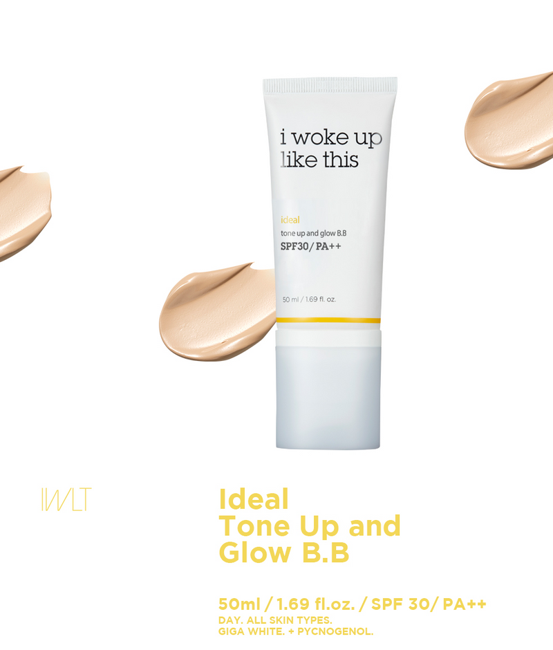 IWLT Tone Up And Glow BB (SPF30/ PA++)