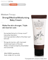 Botanical Therapy Moisture Therapy Baby Cream