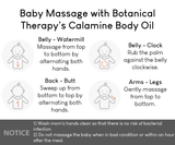 Botanical Therapy Moisture Therapy Calamine Body Oil