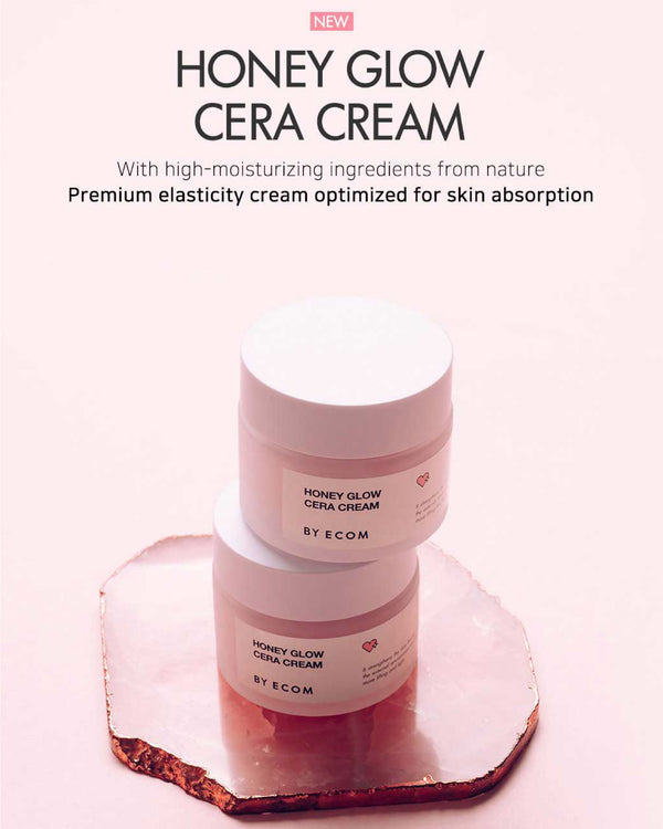 BY ECOM Honey Glow Cera Ceam