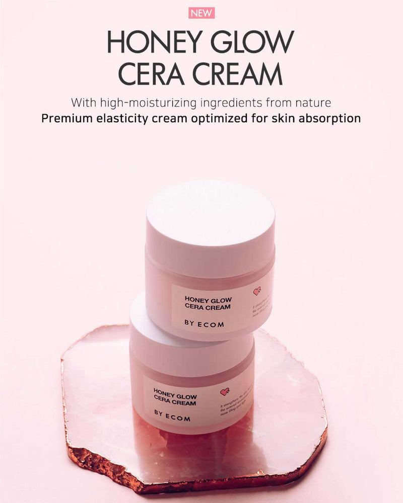 [PROMO] Honey Glow Cera Cream