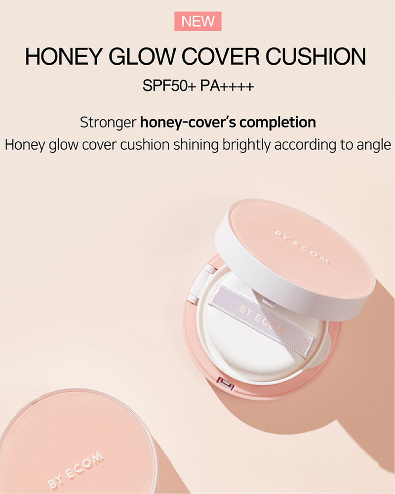 [PROMO] Honey Glow Cover Cushion