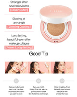 BY ECOM Honey Glow Cover Cushion