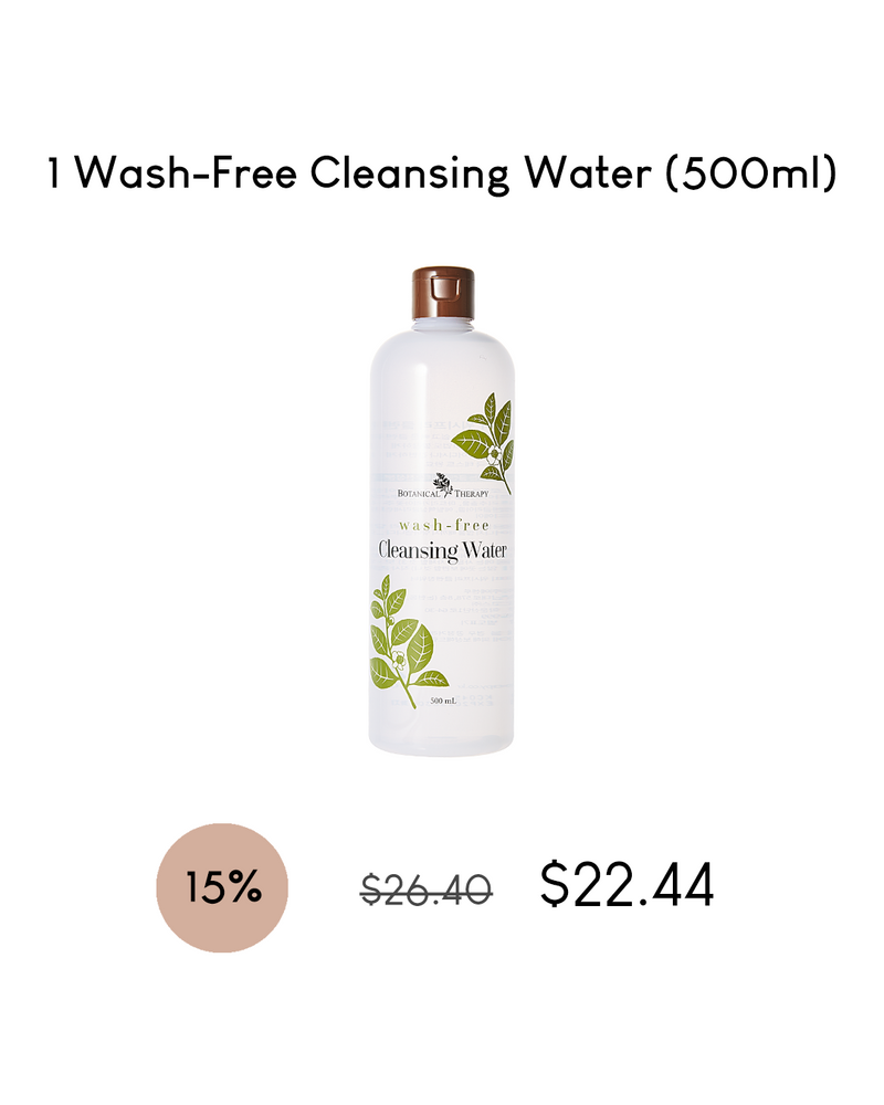 [PROMO] Botanical Therapy Kids Wash-Free Cleansing Water