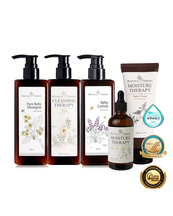 [PROMO] Botanical Therapy Baby Care Special Sets