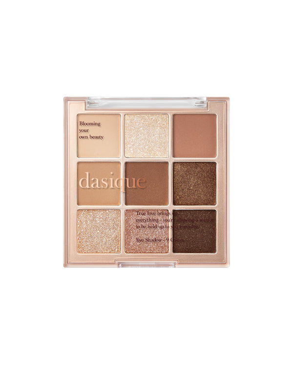 Dasique Eyeshadow Palette 01 Sugar Brownie