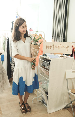 [PREORDER] Blue Moon Dress