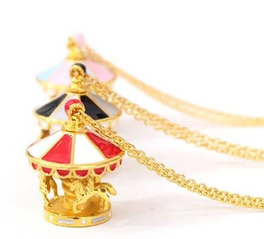 [PREORDER] Whimsical Merry-Go-Round Ring (Adult)