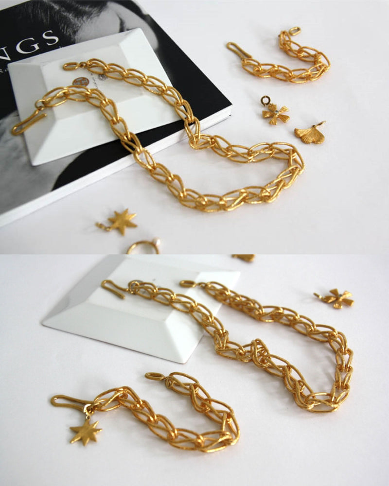W.SEN Joy Chain Necklace / Bracelet
