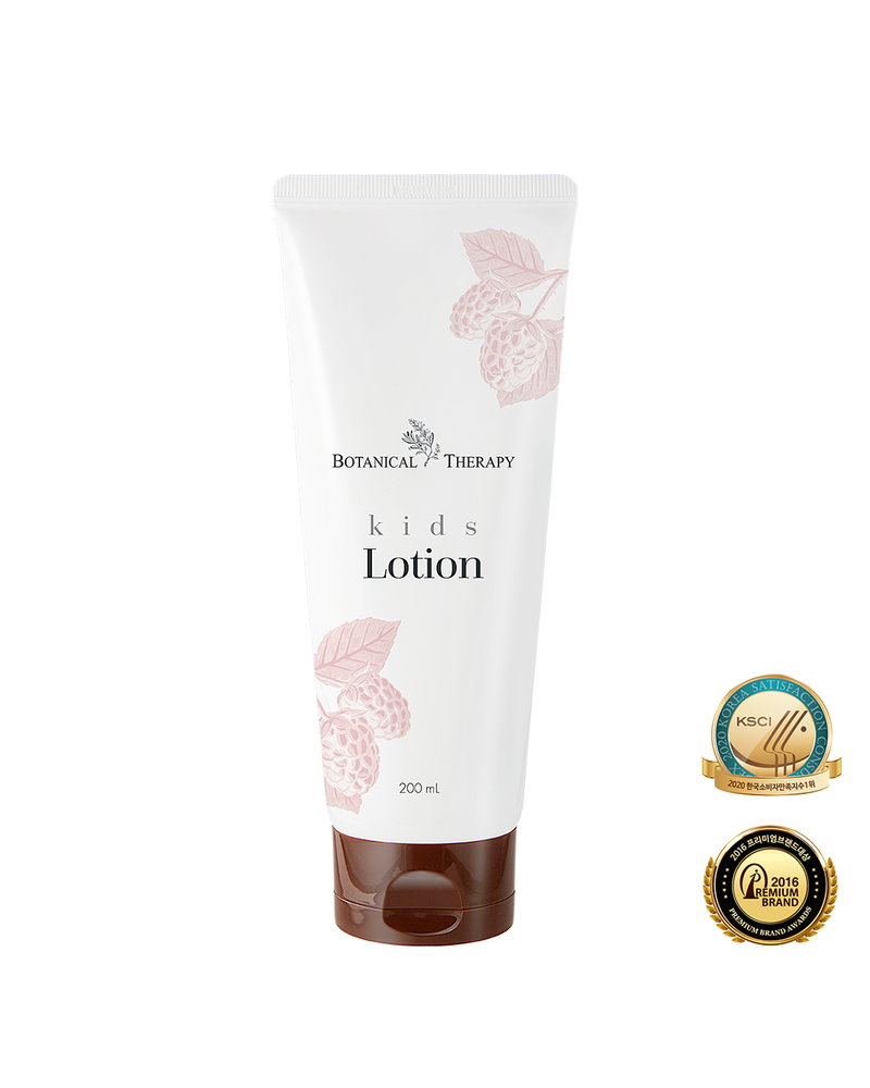 Botanical Therapy Kids Lotion