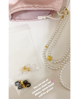 W.SEN Pearl Mask Necklace