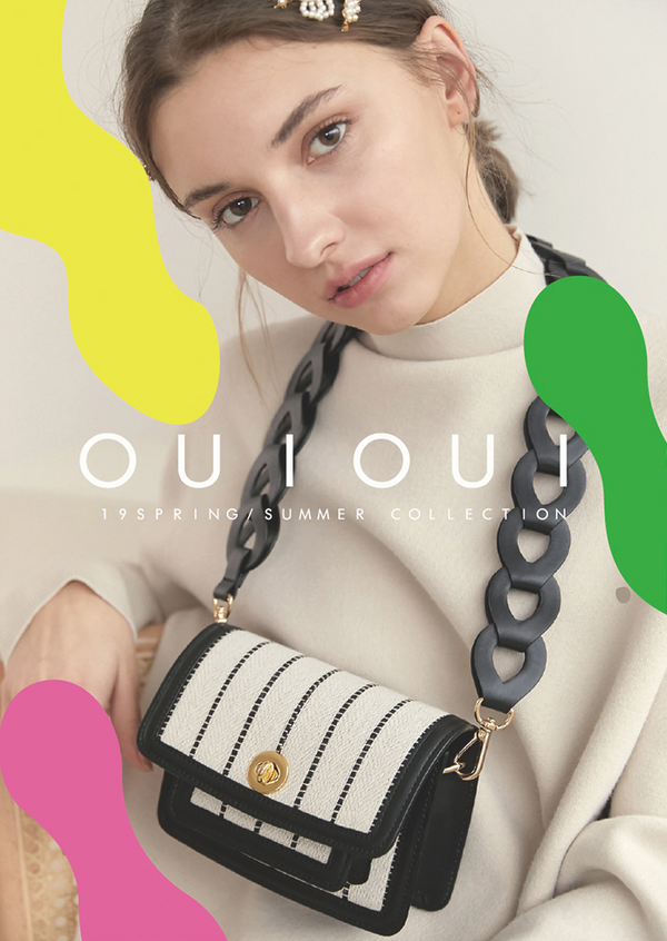 OUIOUI SS2019 Mini Viive Bag (5 Colours)
