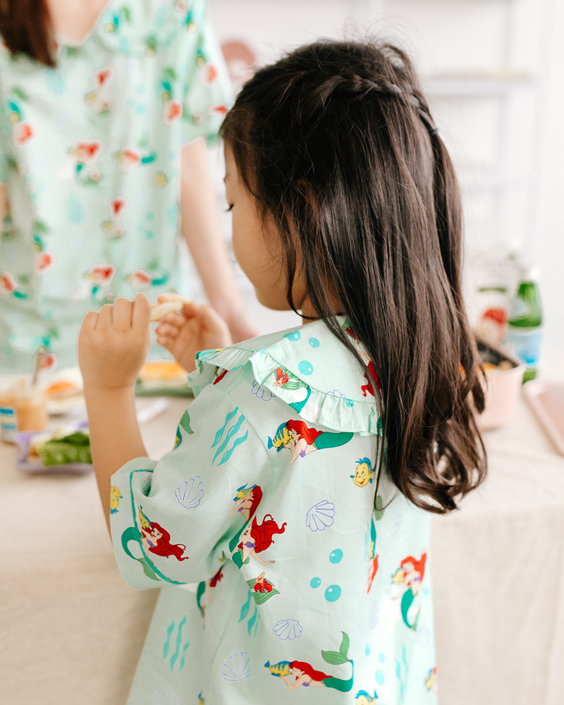 Disney's The Little Mermaid Twinning Pyjamas by Ksisters