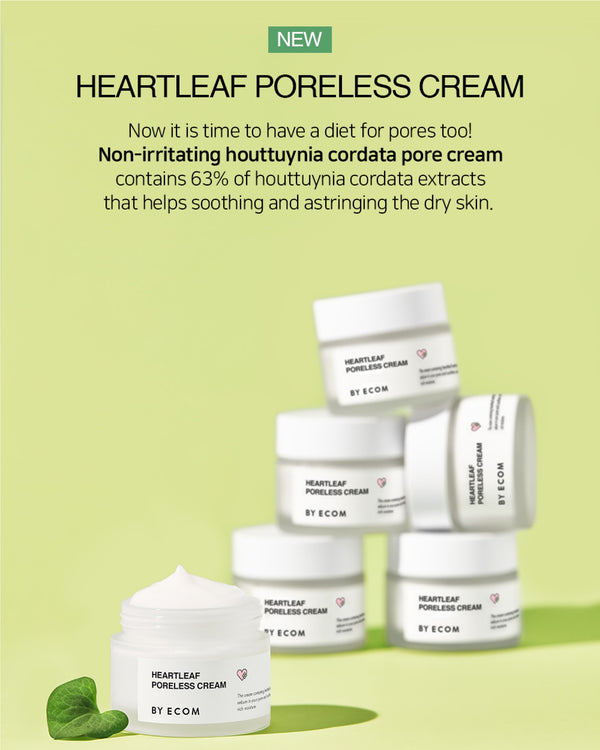 [PROMO] BY ECOM Heartleaf Poreless Cream
