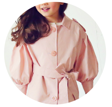 [PREORDER] Scarlet Trench Coat Pink