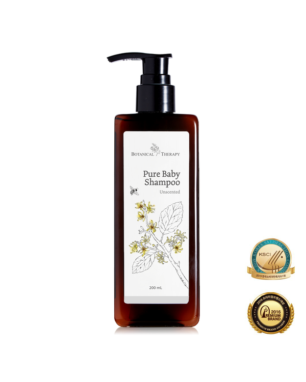 [PROMO] Botanical Therapy Cleansing Therapy Pure Baby Shampoo