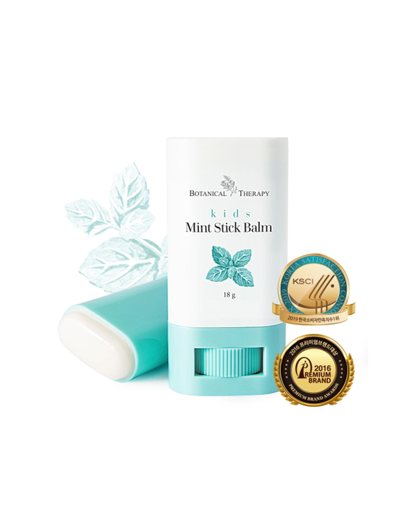 Botanical Therapy Kids Mint Stick Balm