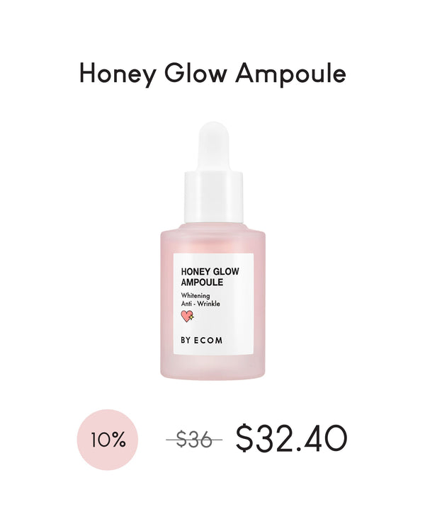 [PREORDER] Honey Glow Ampoule