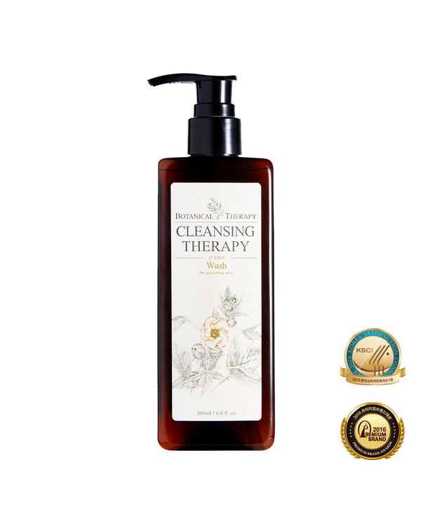 [PROMO] Botanical Therapy Cleansing Therapy Pure Baby Wash