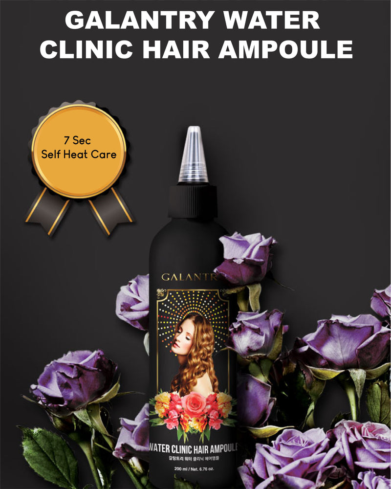 Galantry Water Clinic Hair Ampoule