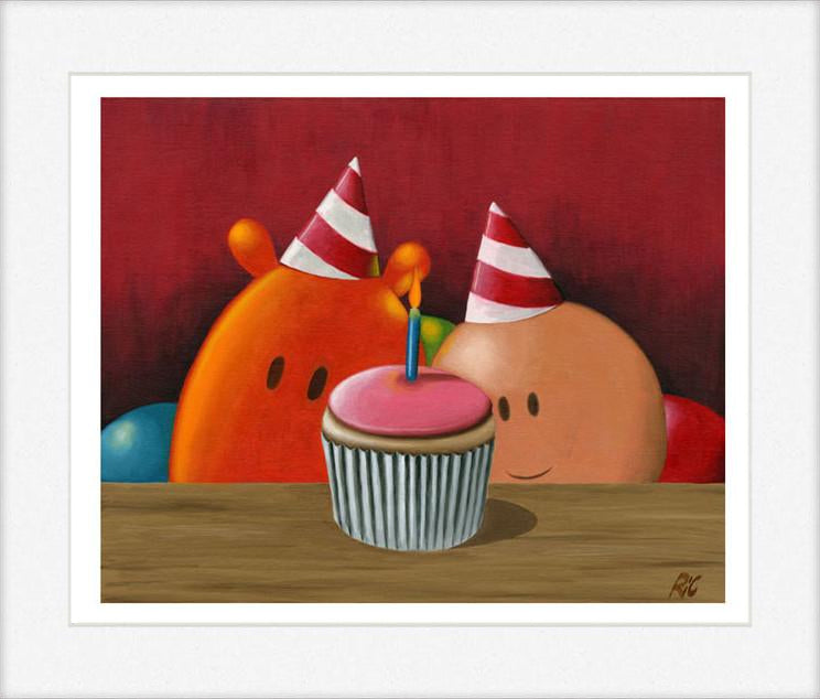 Birthday Party - Limited Edition Print