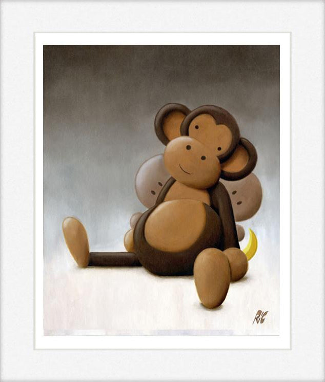 Cheeky Monkeys - Limited Edition Print