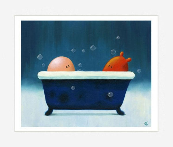 Good clean fun - Limited Edition Print