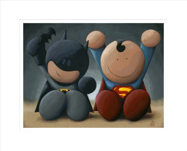 Little Heroes - Limited Edition Print