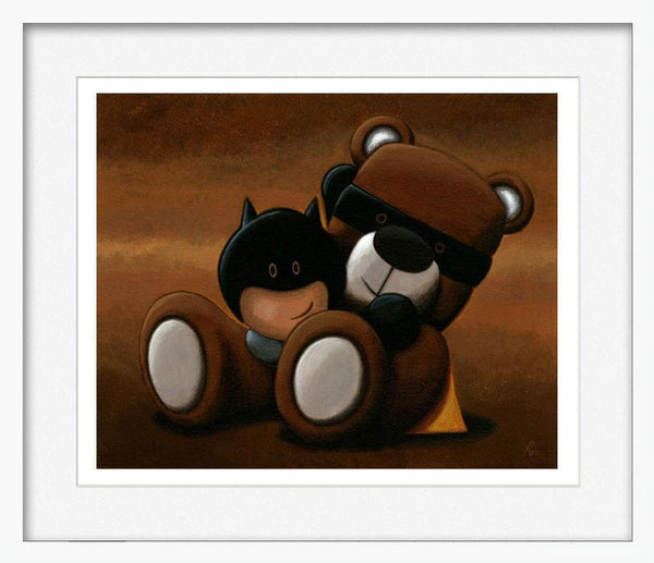 The cute crusaders IV - Framed Limited Edition Print