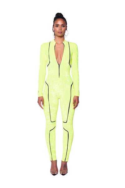 Supercharged Jumpsuit