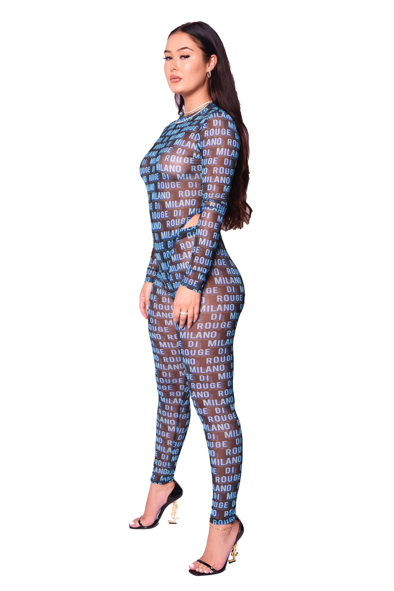 Drea Mesh Leggings