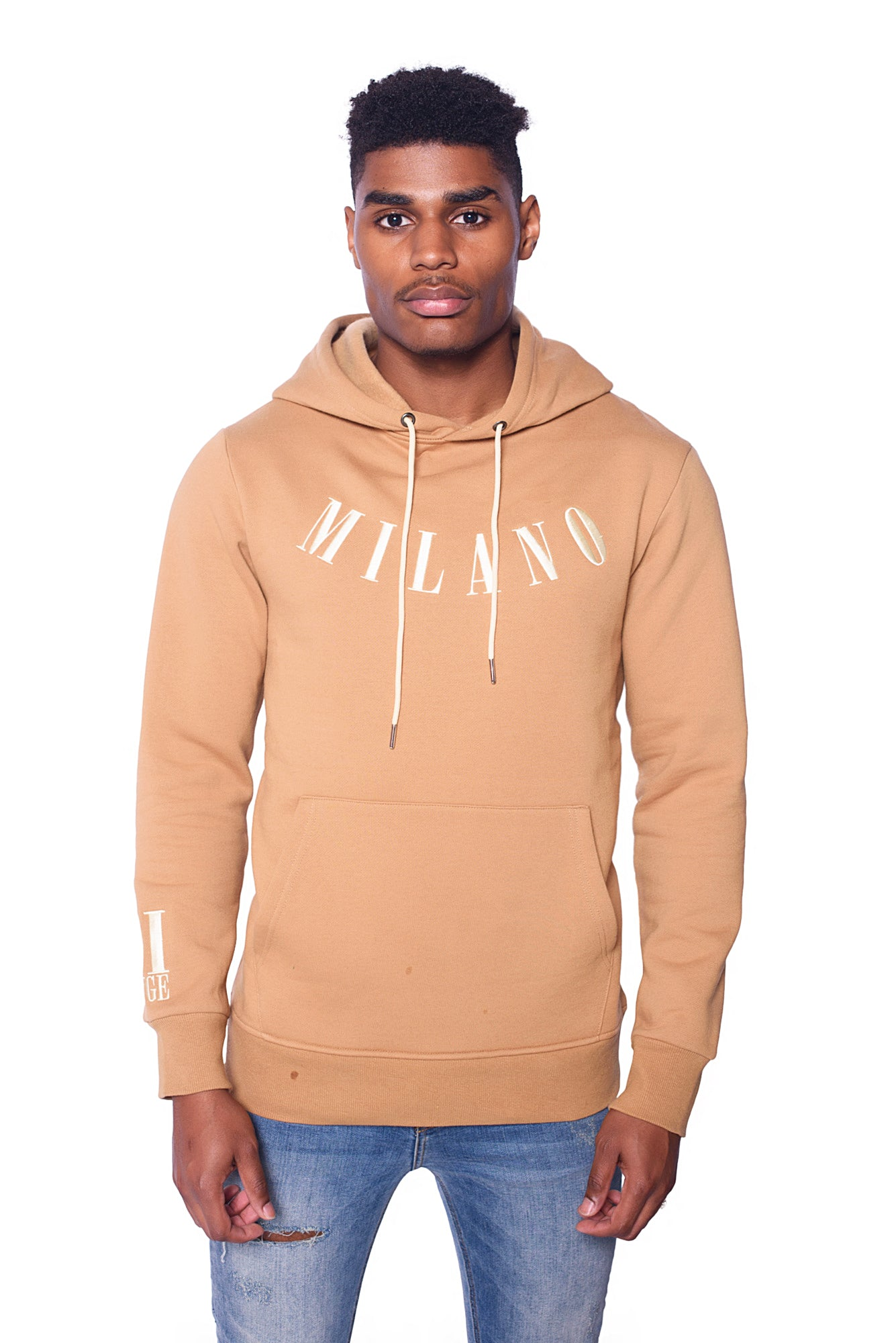 Military Pullover Hoodie