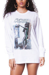 Pay Phone Long Sleeve Tee