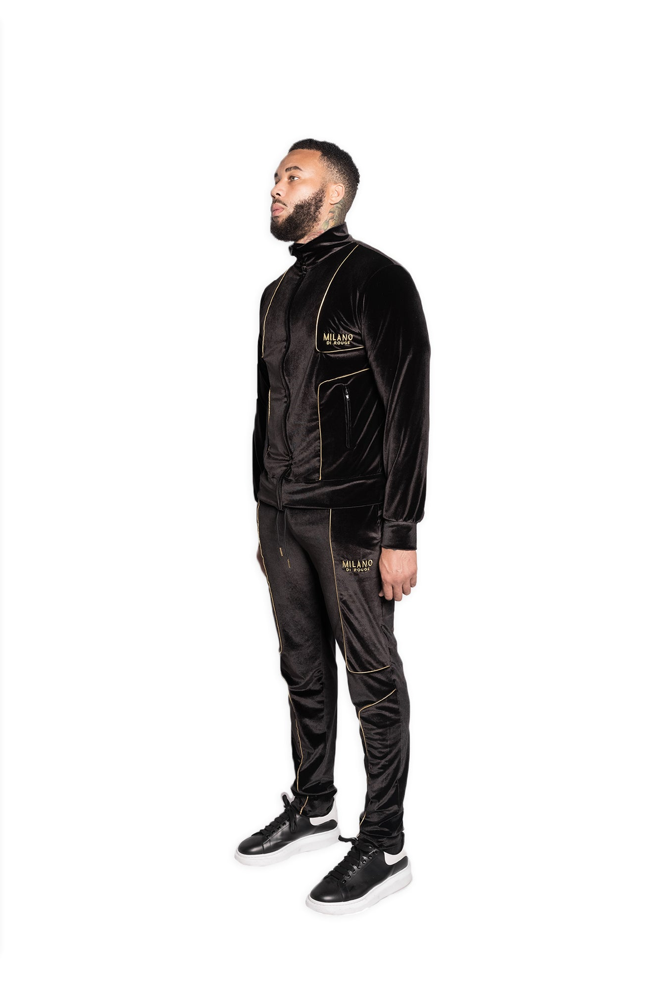 Velour Prez Set