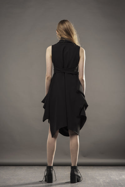 Signature Black Dress By D. Paukstyte