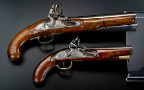 Antique Firearms & Weapons