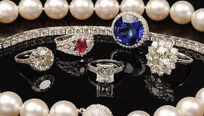 Antique, Estate & Fine Jewelry
