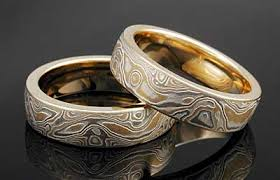 Hand Carved Rings & Wedding Bands