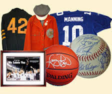 Memorabilia & Sports Collectibles