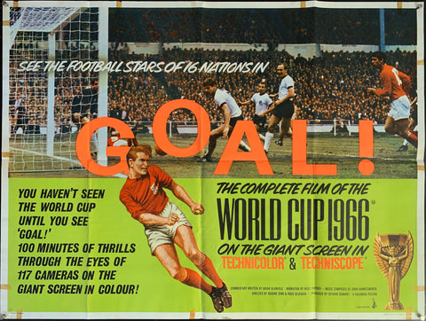 Goal ! World Cup 1966