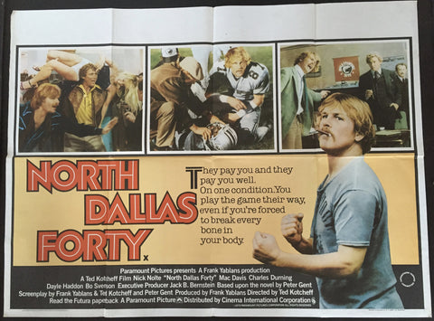 Dallas North Forty