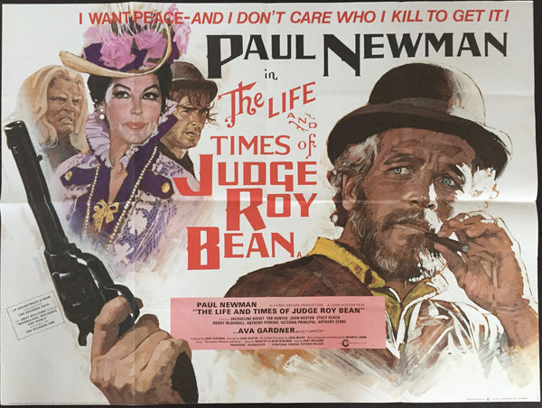 The Life and Times of Judge Roy Beans