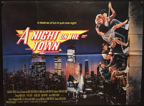 Adventures in Babysitting / A Night On the Town