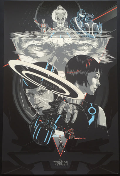 Tron / Tron : Leacy set