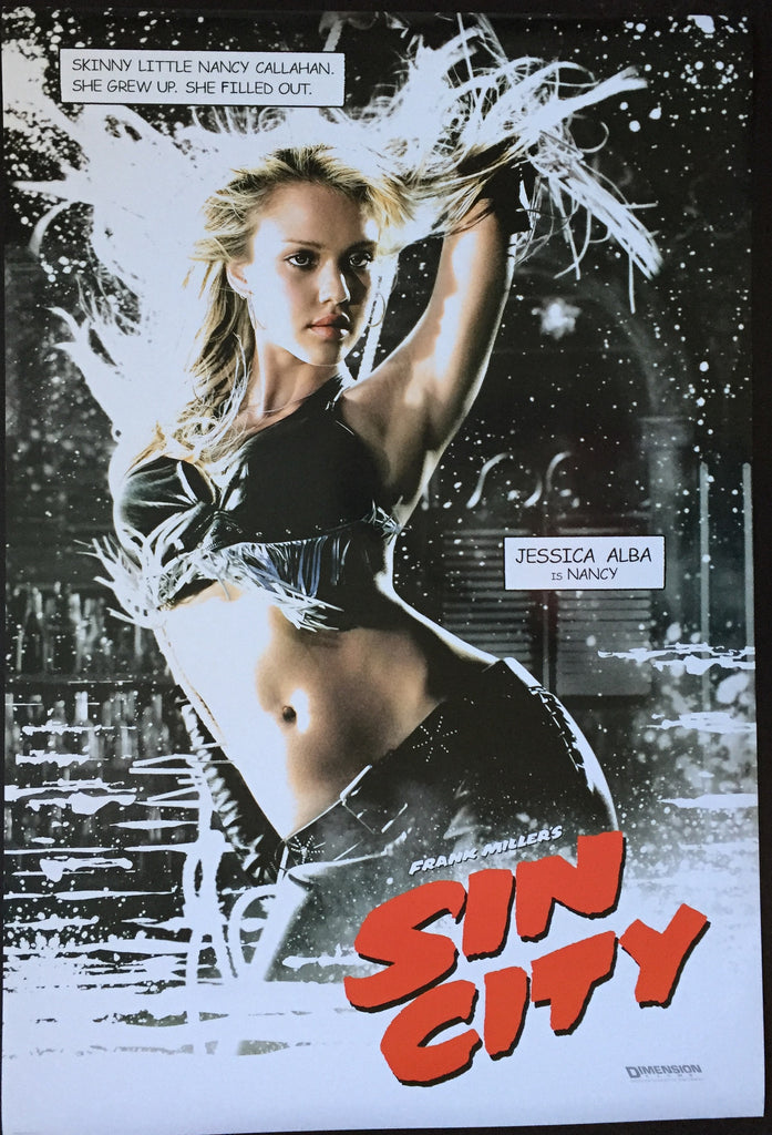 Sin City (set of 5 posters)