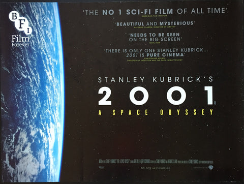 2001 A Space Odyssey