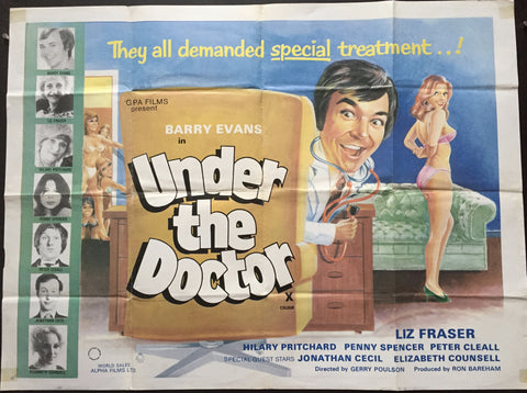 Under The Doctor